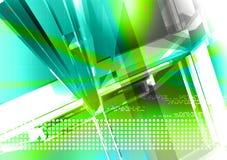 Lichteffekte Lizenzfreies Stockbild