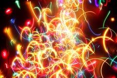 Lichten Royalty-vrije Stock Foto's