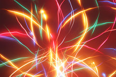 Lichten Stock Fotografie