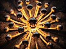 Lichten Royalty-vrije Stock Foto
