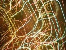 Lichten Royalty-vrije Stock Afbeelding