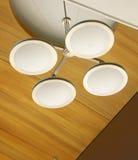 Lichten in het Plafond Stock Fotografie