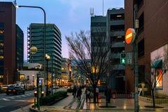 Lichten in Kobe stock foto's