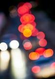 Lichten van de koplampen royalty-vrije stock afbeelding