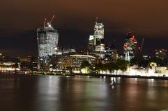 Lichten van Londen Stock Afbeeldingen