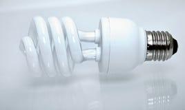 Lichtende lamp Royalty-vrije Stock Fotografie