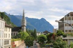 lichtenstein Foto de archivo libre de regalías