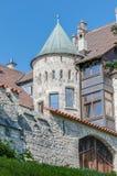 Lichtenstein Castle in Baden-Wurttemberg, Germany Stock Photos