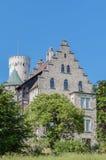 Lichtenstein Castle in Baden-Wurttemberg, Germany Stock Images