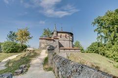 Lichtenstein Castle in Baden-Wurttemberg, Germany Royalty Free Stock Photography