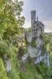 Lichtenstein Castle in Baden-Wurttemberg, Germany Stock Photo