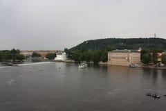 Lichtenstein pałac Fotografia Royalty Free