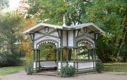 Lichtentaler Allee, Baden-Baden, Tyskland 01 Arkivfoton