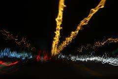 Lichter Linie Stockbilder