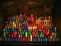 Lichter und Farben stockfotografie