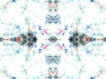 Lichtgrijze abstracte caleidoscoop Royalty-vrije Stock Foto's