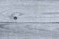 Lichtgrijze houten de textuurachtergrond van plankenplanken stock foto's