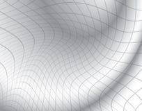 Lichtgrijze vectorachtergrond met net Stock Foto