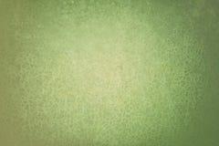 Lichtgroene abstracte textuurachtergrond in grungestijl voor tekst, beeld of presentatie Royalty-vrije Stock Afbeelding