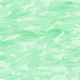 Lichtgroene abstracte waterverfachtergrond Stock Afbeelding
