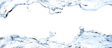 Lichtjes onscherp water stock afbeeldingen