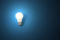 Lichtquelle. Lizenzfreie Stockfotografie
