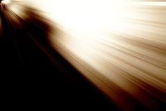 Lichtstrahlen Stockfoto