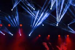 Lichtstrahlen lizenzfreies stockbild