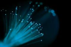 Lichtwellenleiter stockbilder