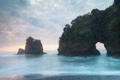 Licin plaża zdjęcie royalty free