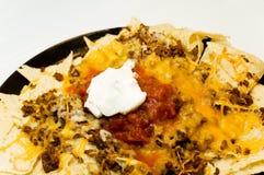 licious nacho Стоковая Фотография