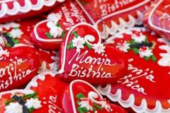 Licitars de Marija Bistrica Fotos de Stock