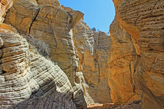 Lick Wash Canyon Stock Image
