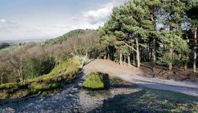 lickey λόφων Στοκ Φωτογραφίες