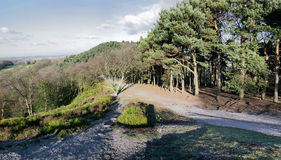 Lickey Hügel Stockfotos