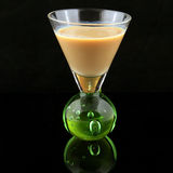Licor de creme irlandês Foto de Stock Royalty Free