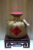 Licor do jiugui de China, licor famoso do chinês Foto de Stock