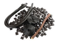 Licorice Stock Images