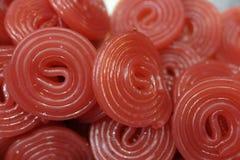 Licorice candies Stock Photography