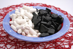 Licorice Stock Photography