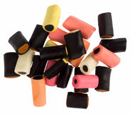 Licorice candy Royalty Free Stock Photo