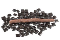 Licorice collection Stock Images