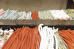Licorice colors Royalty Free Stock Photos
