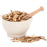 Licorice Root Royalty Free Stock Photos