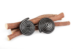 Licorice Stock Photo