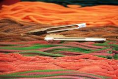 Licorice sticks Royalty Free Stock Photos