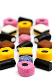 Licorice Sweets Royalty Free Stock Photo