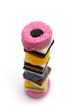 Licorice Sweets Royalty Free Stock Photos