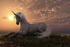 Licorne Photo stock