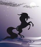 Licorne Image libre de droits